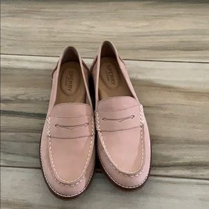 Sperry Loafers Blush color